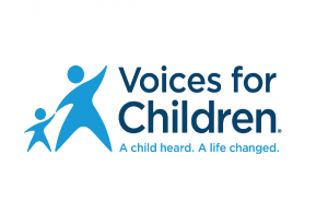 Voices for Children. A child heard. A life changed.